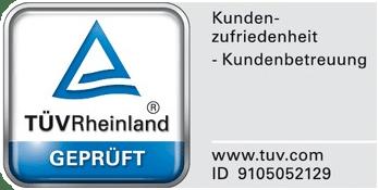 Bild: Wertgarantie TÜV Rheinland